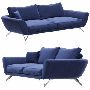 Roche Bobois Caractere Large 3-seat Sofa