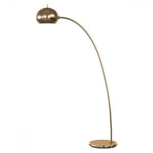 Petite Arc Metal Floor Lamp