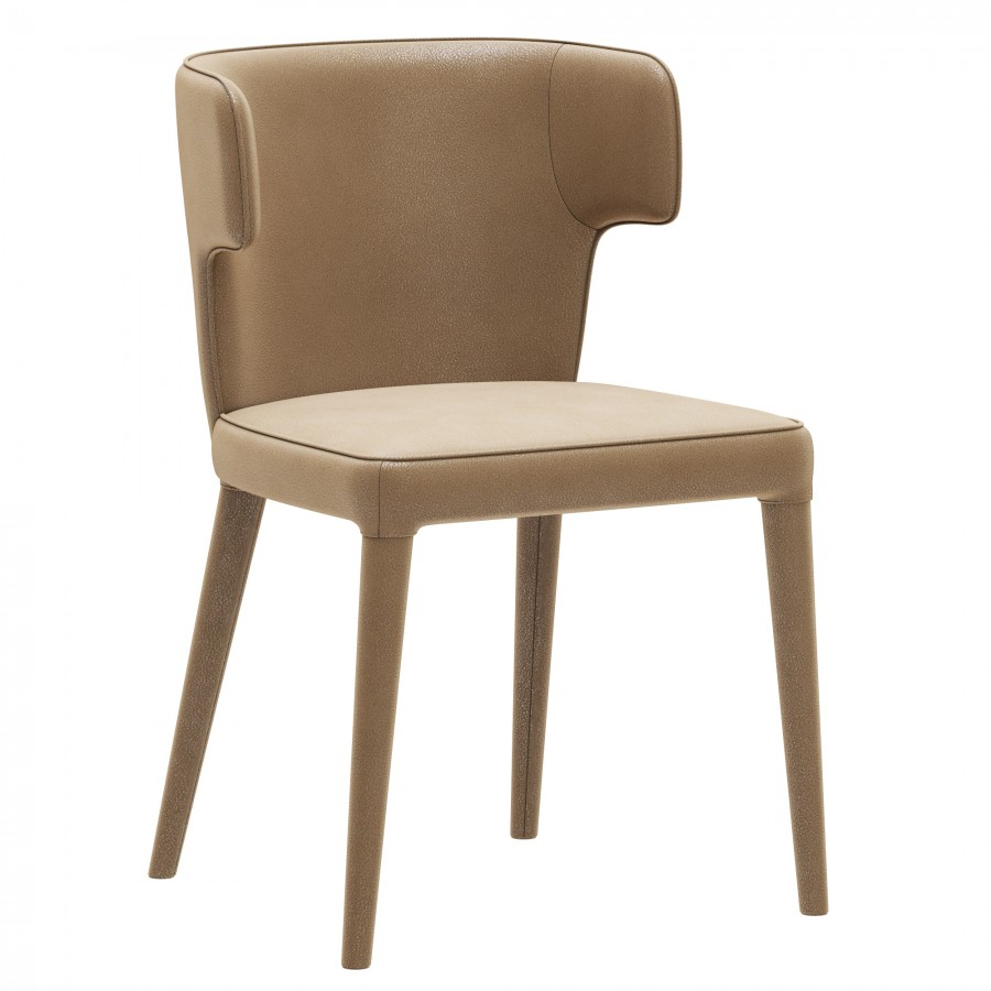 Coco Republic Melrose Dining Chair 3d Model For Vray