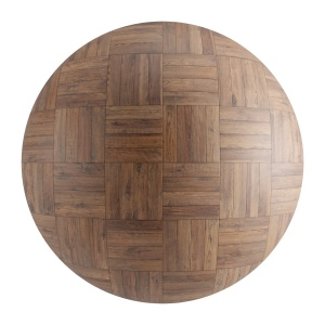 Brown Wood Seamless Basket Parquet Material V4