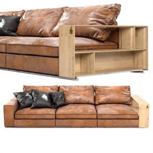 Loft sofa clyde