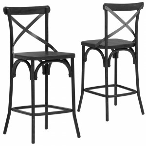 Deephouse Bella Cross Bar Stool