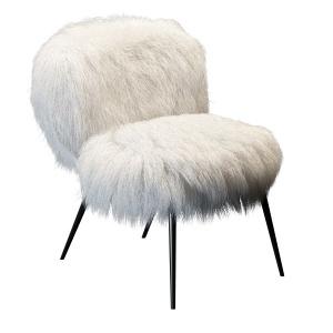 Chair Baxter Nepal Fur