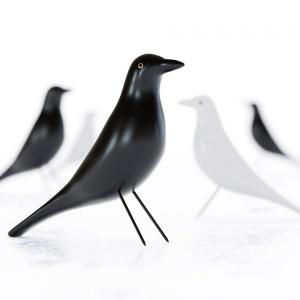 Figurine House Bird