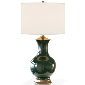 Lilou Table Lamp Green