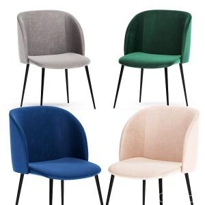 Deephouse Chair Toulon Velvet