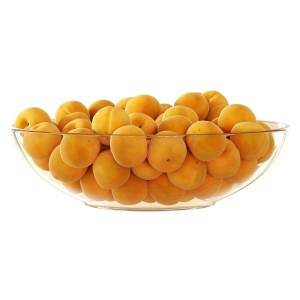 Apricots In A Vase
