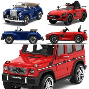Mercedes-benz Toy Cars