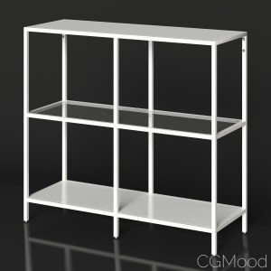 Ikea Vittsjo Shelf Unit
