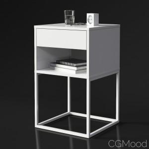 Ikea Vikhammer Nightstand