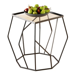 Quirin Angled Side Table