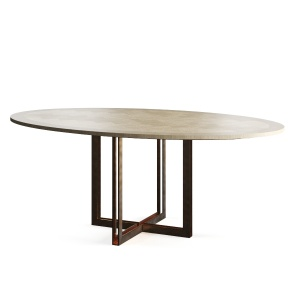 Eichholtz Dining Table Melchior Oval