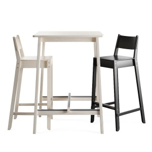 Bar Table And Chair Norraker