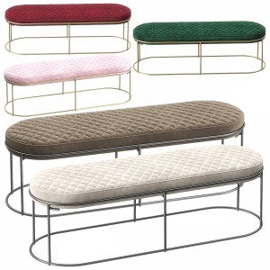 Calligaris Atollo Bench
