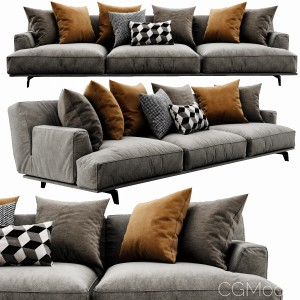 Poliform Tribeca 3 Seater