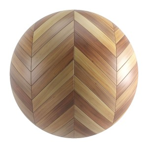 Seamless Various Wood Chevron Parquet Material V2