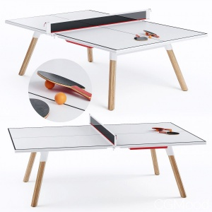 You And Me Hpl Tennis Table