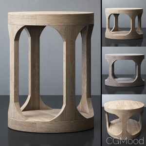 MARTENS ROUND SIDE TABLE