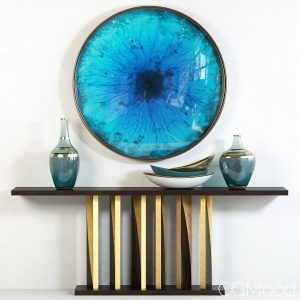 Hellman Chang - Meridian Console