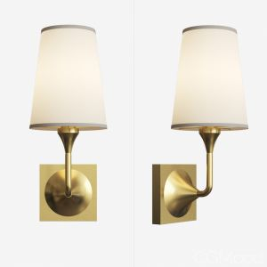 Lur Wall Sconce Baker