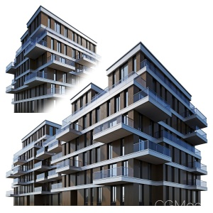 Modern Residential Building 9