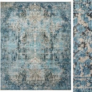 Allura Hand-knotted Wool Rug