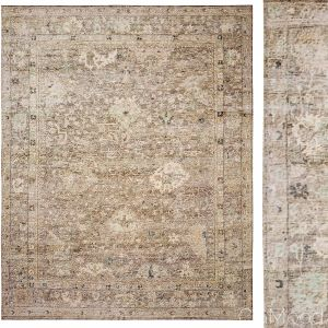 Arbora Hand-knotted Wool Rug
