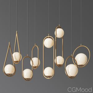 Pendant Light Collection 22 - 4 Type