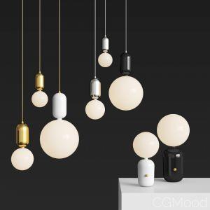 Parachilna Aballs Light Set Hayon Studio