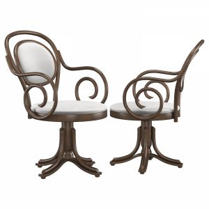 Bentwood Chair B-8033
