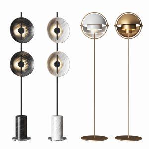 Floor Lamp Set 02