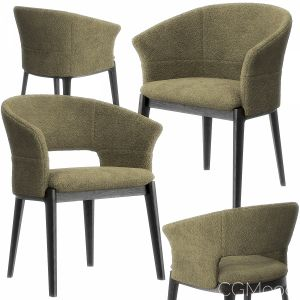 Devon Armchair By Molteni
