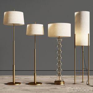 Floor Lamp Set 01