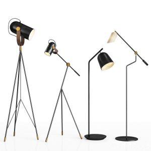 Floor Lamp Set 03