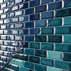 British Ceramic Tile Victorian Metro 9 Types