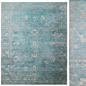 Roma Hand-knotted Rug