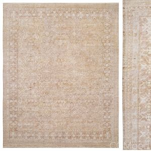 Parc Hand-knotted Wool Rug
