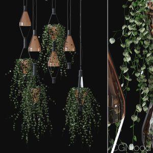 Kundalini Viceversa Hanging Lamp