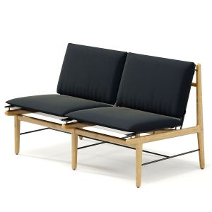 Dwr Finn Outdoor Two-seater Sofa