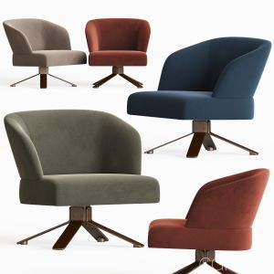 Reeves Small Armchair