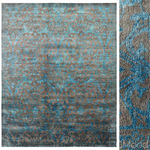 Flore Hand-knotted Rug