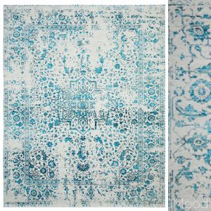 Indra Hand-knotted Rug
