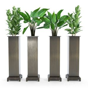 Stand Planters