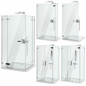 Cabin Showers Radaway | Arta Set 99