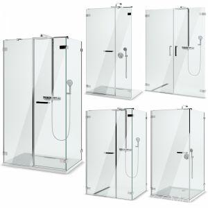 Cabin Showers Radaway | Arta Set 100