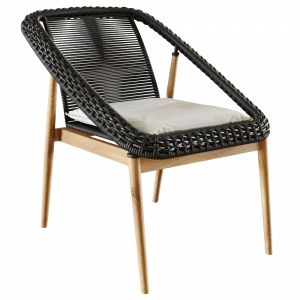 Luna Outdoor Armchair By Festah