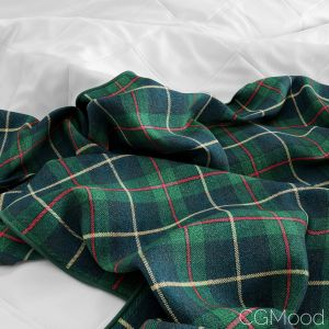 Tartan Plaid | Pattern Fabric 09 Pbr 4k Seamless