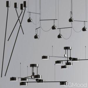 Modern Tubetto Pendant Collection