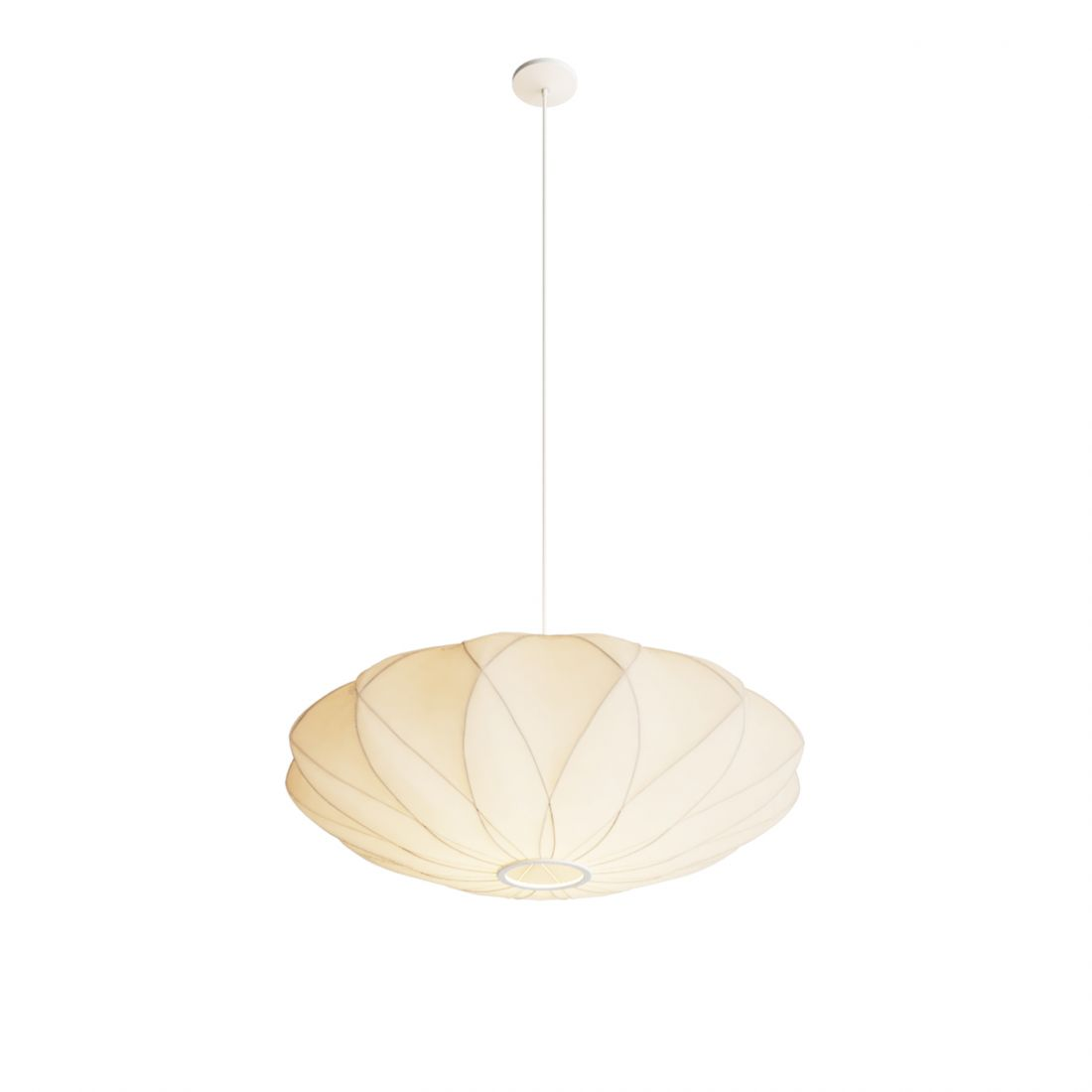 George Nelson Bubble Pendant Lamps 3d Model For Vray Corona