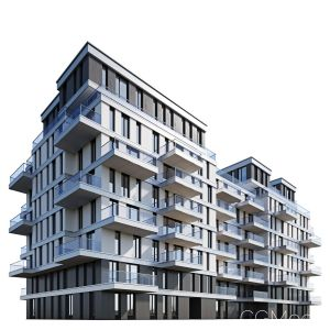 Modern Residential Building 10